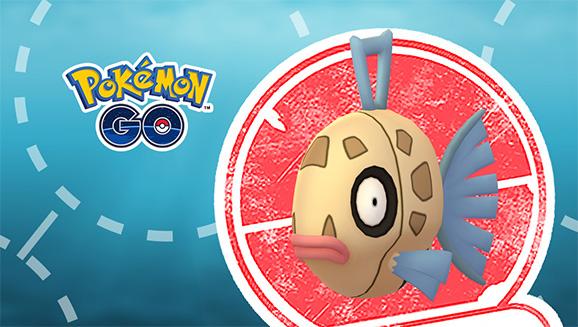 Barschwas Wasserspiele in <em>Pokémon GO</em>