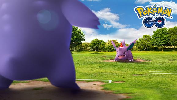 Feier Pokémon Day in Pokémon GO!