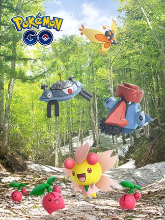 Mehr Pokémon und neue Funktionen in Pokémon GO