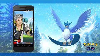 Wasser-Forschung in Pokémon GO