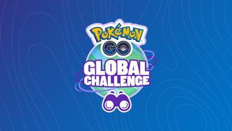 Die globale Herausforderung in Pokémon GO ist zurück!