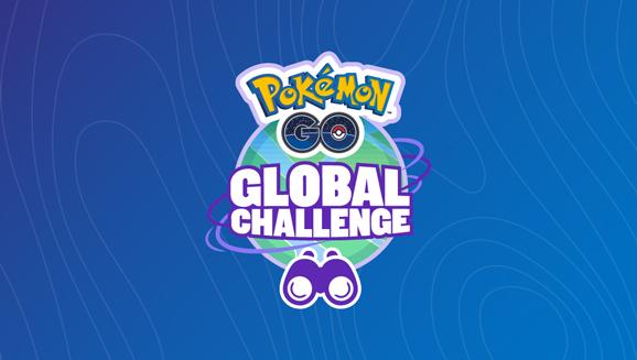 Die globale Herausforderung in <em>Pokémon GO</em> ist zurück!