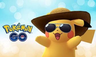 Pokémon GO wird zwei