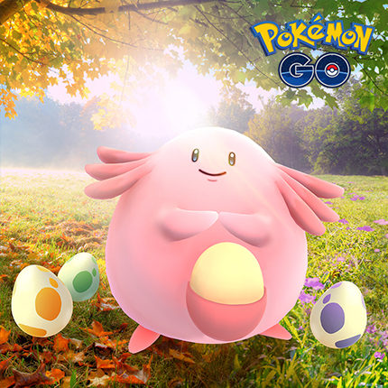 Pokémon GO – ein Ei kommt selten allein!