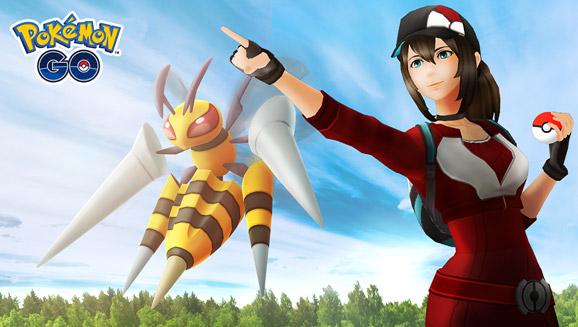 Mega-Entwicklung mit Pokémon GO