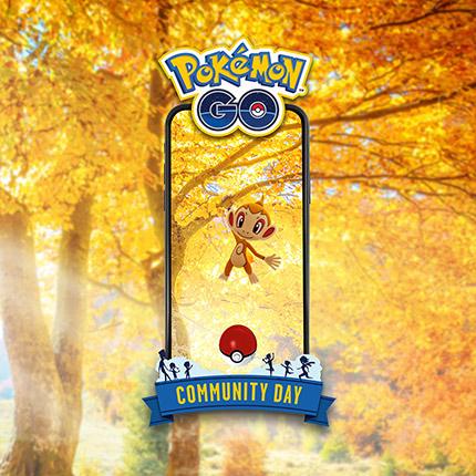 Panflam heizt den Community Day im November auf