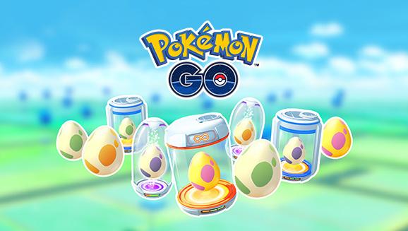 Der <em>Pokémon GO</em>-Schlüpfmarathon bricht an!