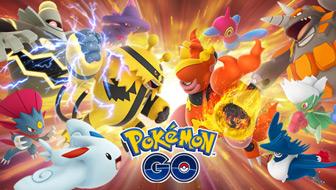 Messe dich mit anderen Trainern in Pokémon GO!