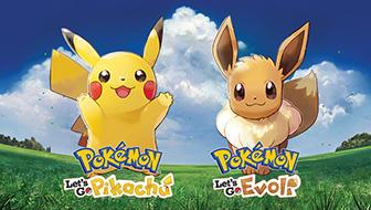 Ein spannendes neues Pokémon-Rollenspiel für Nintendo Switch!