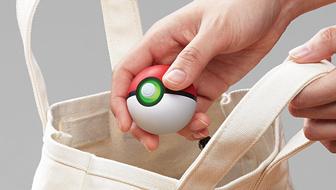 Verbinde dein Spiel mit einem Pokéball Plus