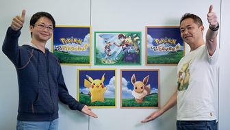 Ein Gespräch mit den Schöpfern von Pokémon: Let's Go, Pikachu! und Pokémon: Let's Go, Evoli!