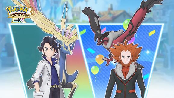 Xerneas und Yveltal erscheinen in Pokémon Masters EX