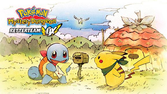 Schlüpfe in die Rolle eines Pokémon!