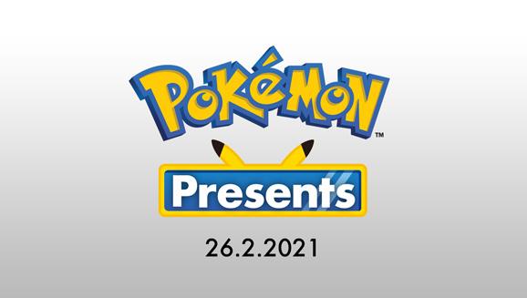 Sieh dir am 26. Februar eine besondere Präsentation von Pokémon Presents an