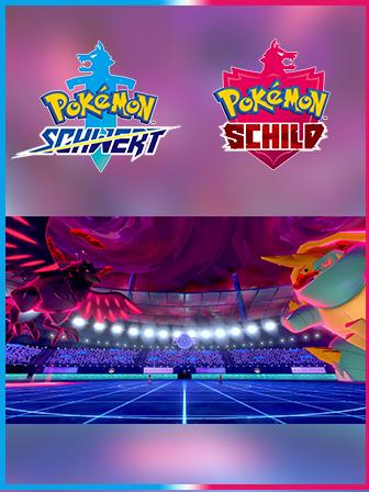 Spektakuläre Gigadynamax-Pokémon!