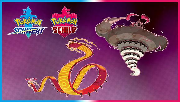Lerne neue Arenaleiter und Gigadynamax-Pokémon kennen