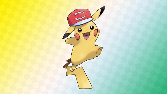 Glänze mit Pikachu (Alola-Kappe)