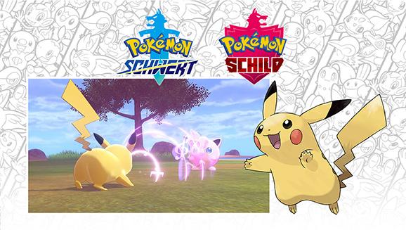 Erhalte ein musikalisches Pikachu