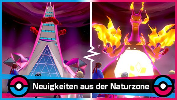Schnapp dir Gigadynamax-Pokémon in Dyna-Raids