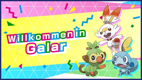 """Kämpfe jetzt im Online-Turnier """"Willkommen in Galar""""!"""