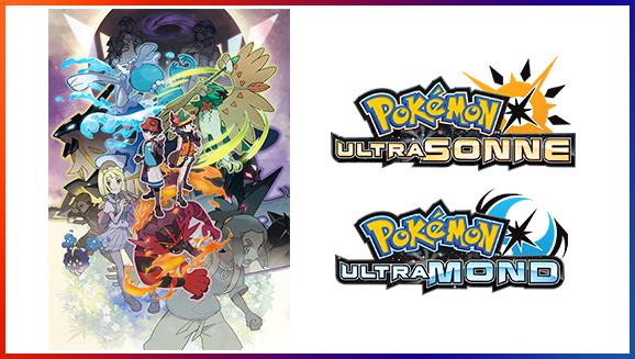 Folge dem Ruf des Meeres in <em>Pokémon Ultrasonne</em> und <em>Pokémon Ultramond</em>!