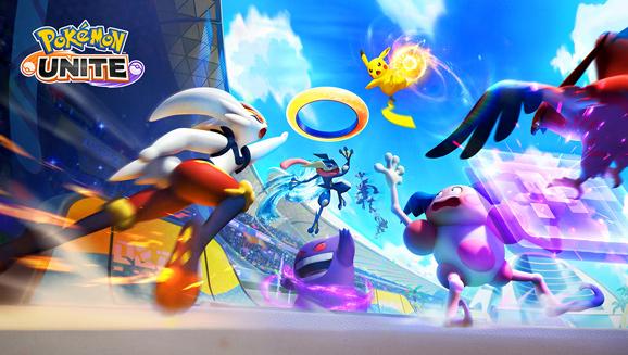 Schließe dich in Pokémon UNITE mit anderen Trainern zusammen und stürzt euch gemeinsam in den Kampf!