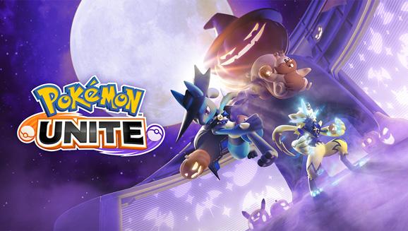 Mach dich bereit für Kürbisse – Halloween beginnt in Pokémon UNITE