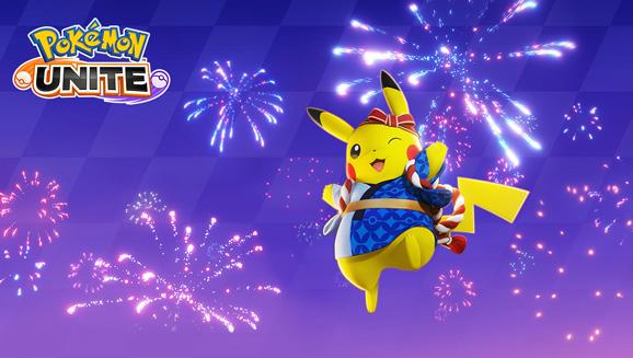 Pokémon UNITE ist jetzt für Mobilgeräte verfügbar