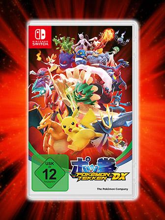 Das Update für Pokémon Tekken DX ist da!