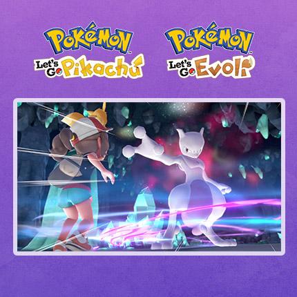 Abenteuer nach Spielabschluss in <em>Pokémon: Let's Go, Pikachu!</em> und <em>Pokémon: Let's Go, Evoli!</em>