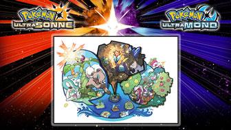 Tobe dich im Pokémon-Resort aus