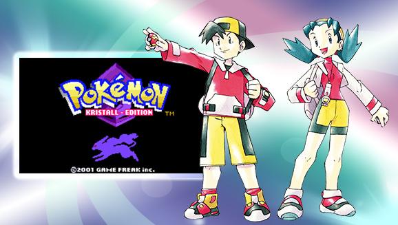 <em>Pokémon Kristall-Edition</em> glänzt auf der Virtual Console