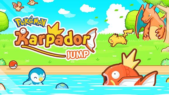 Pokémon: Karpador Jump