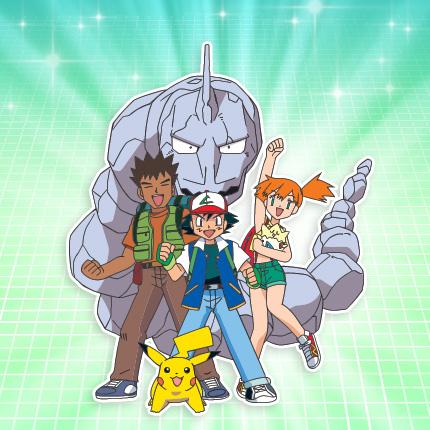 Folgen von Pokémon – Die TV-Serie