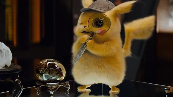 Sieh dir den neuesten Trailer zu <em>POKÉMON Meisterdetektiv Pikachu</em> an!