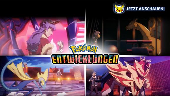 Folge 1 der neuen, limitierten Pokémon-Zeichentrickserie ist jetzt verfügbar