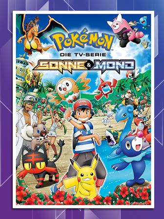 Erkunde alle Staffeln von Pokémon – Die TV-Serie