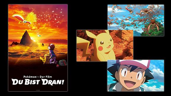 Ein neuer Film und ein neues Pikachu erwarten dich