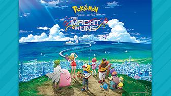 Neuer Kinofilm mit Ash und Pikachu!