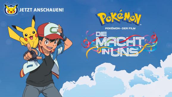 Ash stellt sich Zeraora auf Pokémon-TV