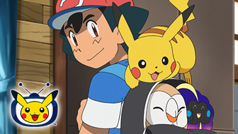 Ein neuer Look für Pokémon-TV