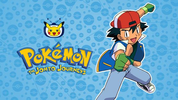 Reise nach Johto auf Pokémon-TV