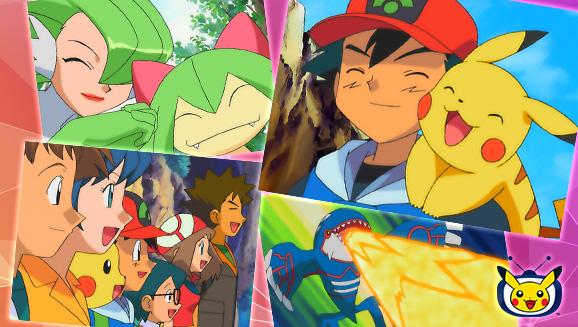 Bestreite fortgeschrittene Kämpfe auf Pokémon-TV