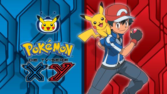 Ash reist auf Pokémon-TV in die Kalos-Region