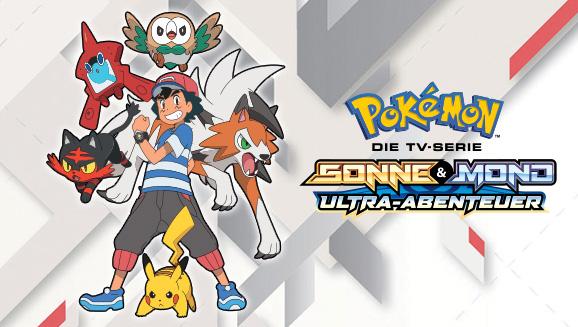 Ash und Pikachu begeben sich auf neue Ultra-Abenteuer!
