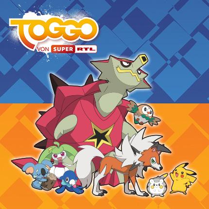 Sieh dir die neuesten Folgen auf Toggo an!