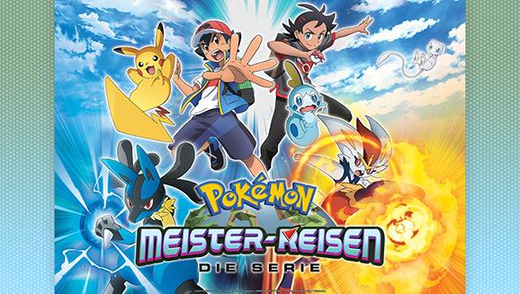 Pokémon Meister-Reisen läuft diesen Sommer an