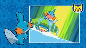 Hydropi schlägt hohe Wellen auf Pokémon-TV