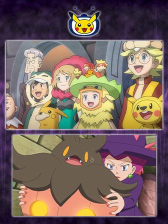 Auf Pokémon-TV gruselt es!