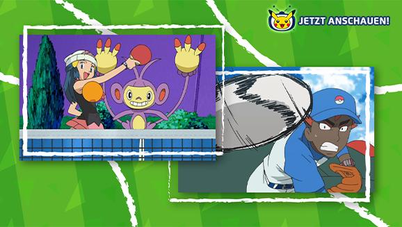Erstaunliche sportliche Leistungen auf Pokémon-TV